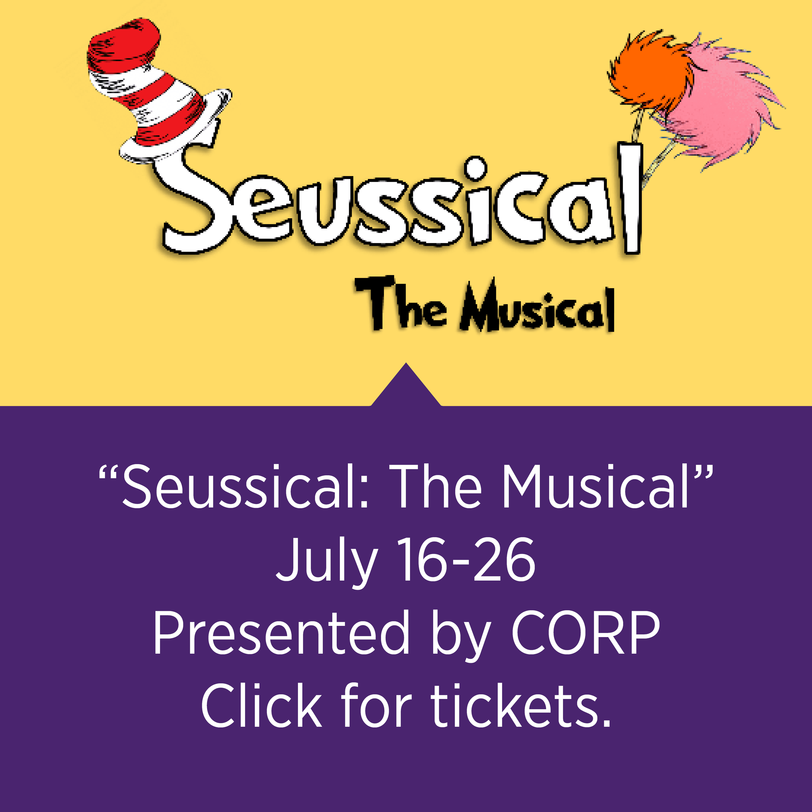 """Seussical: The Musical"""